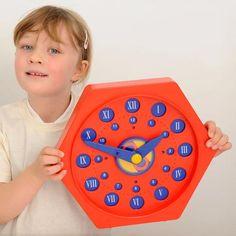 Time Teachers Manual Clock