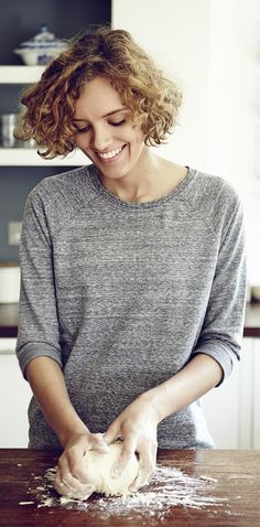 Crumb author Ruby Tandoh takes The Happy Foodie on a guided tour of her personal cookbook collection. Which famous authors lie on her treasured bookshelf? Take a look. Girl Crushes, Food Photography, Hair Care, Hair Beauty, 5 Years, Apocalypse, Theatre, Literature, Cinema