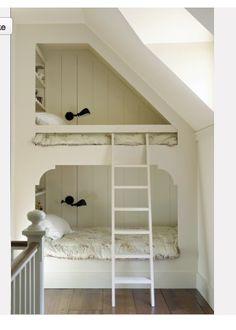 Baby bunk bed / Łóżko piętrowe dla dzieci
