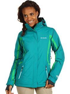 columbia jacket <3