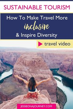 An important aspect of responsible tourism is making travel more inclusive to inspire diversity and inclusion in the industry. Here's how. // #Inclusion #ResponsibleTourism #Travel #Diversity Travel Pictures, Travel Pics, Travel Ideas, Travel Inspiration, Travel Tips For Europe, Vacation Trips, Vacations, Tourism Industry, Responsible Travel