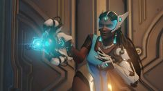 awesome Overwatch Director Says Symmetra Could Obtain Key Modifications