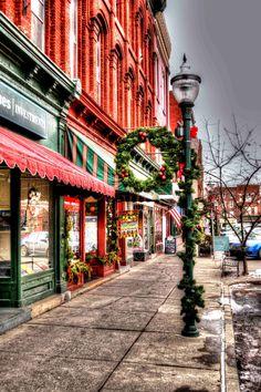 Merry Christmas from Owego, NY - 12/20 2014