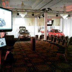 Corporate Event, Car Training