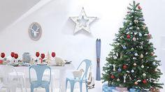 Wo den Weihnachtsbaum aufstellen? | Maisons du Monde