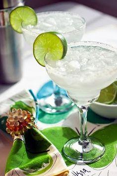 Freshly Squeezed Texas Margarita on the Rocks...