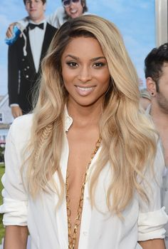 "Ciara Gets REVEALING At ""That's My Boy"" Premiere 