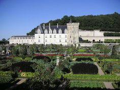 Chateau de Vilandry, Villandry, France