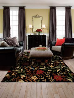 Rugs Are The Perfect Accent Pinned By Budget Blinds