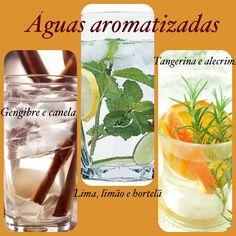 água aromatizada - Pesquisa Google