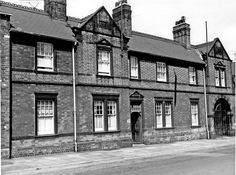 No. 52. Burton Road formerly Neepsend Police Station, built 1892
