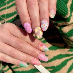 Nail Inspo, Claws, Nail Art, Candy, Let It Be, Nails, Instagram, Finger Nails, Ongles