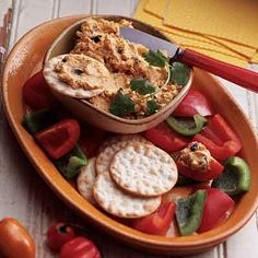 Taco Cheese Spread from Land O'Lakes