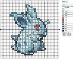 29 - Nidoran by Makibird-Stitching.deviantart.com on @deviantART
