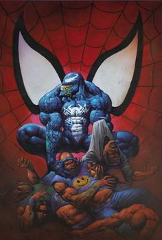 Venom by Alex Horley