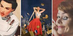 How 100 Years Of Advertisements Created The 'White American Woman'