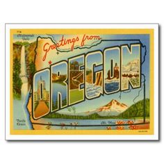 >>>Are you looking for          Greetings from OREGON OR Post Card           Greetings from OREGON OR Post Card in each seller & make purchase online for cheap. Choose the best price and best promotion as you thing Secure Checkout you can trust Buy bestHow to          Greetings from OREGON ...Cleck Hot Deals >>> http://www.zazzle.com/greetings_from_oregon_or_post_card-239775134762456056?rf=238627982471231924&zbar=1&tc=terrest