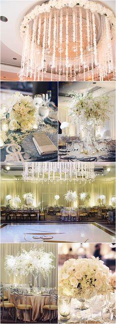Featured Photographer: Abby Jiu Photography; classy wedding reception