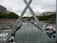 North along Canal St. Martin toward Bastille Bastille, France, Paris, Montmartre Paris, Paris France, French