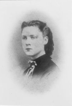 "Mary William Houston (Mollie) was born in Huntsville on April 9, 1850. Both Sam and Margaret Lea expected a boy. Sam Houston wrote to his wife from Washington: ""Poor Sam, he will feel the apparent injustice.... This looks but little like giving him the six brothers, though it appears something like the six little sisters."" Learn more at: http://samhoustonmemorialmuseum.com/fun-stuff/album/#"