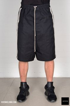 Rick Owens BIG SHORTS 414 € | Seven Shop