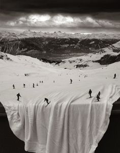 Inspiration: Surreal Photo Montages by Thomas Barbéy