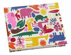 Zoo Critters Album Design