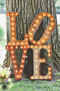 It's our second day of Wedding Week. If you missed the first day, you definitely want to check it out here for our wedding tips on a budget and lots of vintage inspired wedding beauty sh… Wedding Props, Wedding Rentals, Wedding Signs, Wedding Decorations, Wedding Ideas, Aisle Decorations, Wedding Lighting, Event Lighting, Tent Wedding