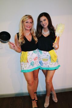 Halloween costume housewives  sc 1 st  Pinterest & 60+ Awesome Girlfriend Group Costume Ideas | Pinterest | Friend ...