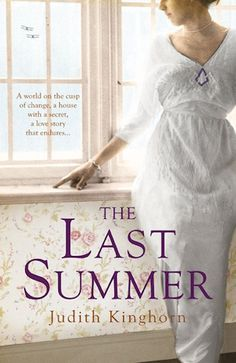 The Last Summer by Judith Kinghorn | 14 Books To Read If You Love Downton Abbey