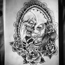 71 Mejores Imágenes De Calavera Mexican Skulls Paintings Y Skull