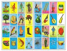 Loteria Mexicana Cartas Para Imprimir Bingo Cards, Printable Cards, Loteria Cards, Crafts, Veronica, Google, Ideas, Pink, World