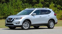 More features and a lot less noise make the 2017 Nissan Rogue even more pleasant. Crossover Suv, Nissan Titan Xd, Nissan Trucks, New Nissan, Nissan Rogue, Car Shop, Rogues, Dream Cars, Cars
