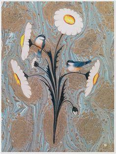 Ebru Art, Water Marbling, Turkish Art, Marble Art, 31 Days Of Halloween, Installation Art, Moose Art, Wallpaper, Artwork