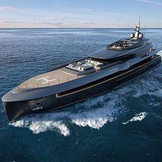 Mondomarine project | M57Eidos | @mondomarine_ #mondomarine #superyacht | for more info visit www.mondomarine.mc | @code_uomini #codeuomini by code_uomini