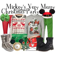 Fun casual Christmas wear