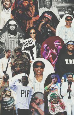 Rapper Wallpaper Iphone, Rap Wallpaper, Screen Wallpaper, Asap Rocky Wallpaper, Lord Pretty Flacko, Artist Wall, Retro Aesthetic, Trap, Celebs