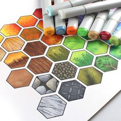 Copic Hex Art Class Best Picture For Architecture Drawing elevation For Your Taste You are looking f Interior Architecture Drawing, Interior Design Sketches, Concept Architecture, Art Sketches, Art Drawings, Dragon Drawings, Colorful Drawings, Copic Marker Drawings, Drawing With Markers