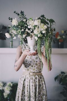 All of the flowers pt.2 | finchandfawn.com  #flowers
