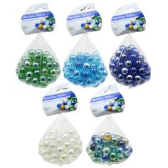Use colored marbles to create the memory orbs. Would like to make a memory orb cake stand for the birthday girl's individual cake.