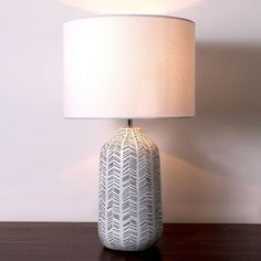 Loxley Simplicity Table Lamp | Dunelm