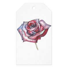 #pretty - #Delicate Beautiful Rose Gift Tags