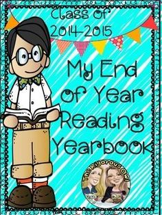 Looking for an End of the Year Activity that will leave a lasting impression on your students? What better way than to have them reflect on their reading over the year?! With this activity, students will be able to revisit all of the books that they have read over the year and make a fun Reading Yearbook with the characters of their books as the main stars!