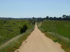 Ballarat - Skipton Rail Trail - Western Victoria