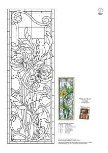 Design Patterns for Fabric, Glass & Stained Glass Painting