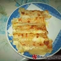 Εύκολα κανελόνια με γαλοπούλα και τυριά Lasagna, Macaroni And Cheese, Food And Drink, Pizza, Bread, Cooking, Ethnic Recipes, Kitchen, Mac And Cheese