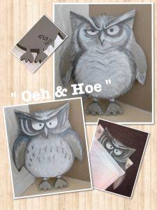 uiltjes / painted owl