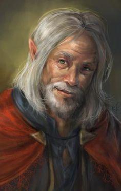 m Half Elf Bard hilvl portrait Baldur's Gate Portraits, Fantasy Portraits, Character Portraits, Fantasy Male, Fantasy Rpg, Dnd Characters, Fantasy Characters, Dungeons And Dragons, Character Concept