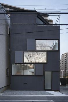 Galeria de Casa das janelas em espiral / Alphaville Architects - 1
