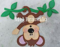 Zoo Animal Crafts, Map Crafts, Jungle Party, Pattern Paper, Baby Quilts, Handicraft, Crafts For Kids, Projects To Try, Classroom